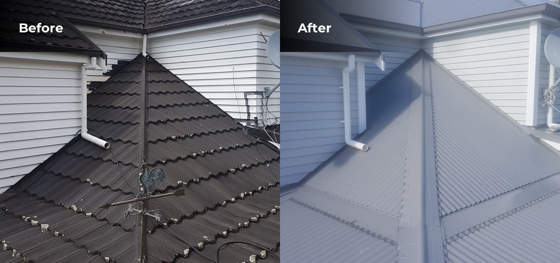 Residential & Commercial Re-Roofing Experts